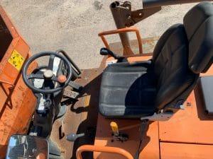siège Mini tombereau occasion AUSA D600APG