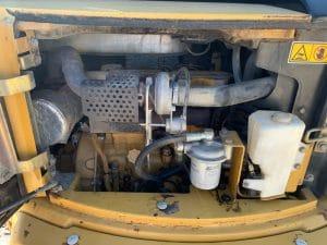 moteur mini pelle occasion CATERPILLAR 305C
