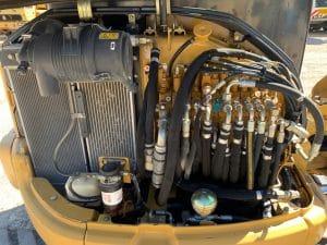 hydraulique mini pelle occasion CATERPILLAR 305C