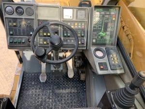 commandes hautes grue GROVE GMK 3050 occasion