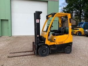 chariot elevateur occasion HYSTER H1.8FT 2008