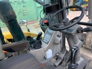 commande pelle sur pneus d'occasion Mecalac 12MTX
