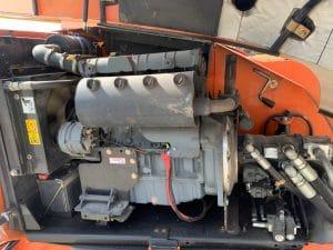 moteur nacelle occasion JLG 600 AJ