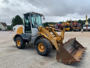 chargeuse occasion liebherr l509