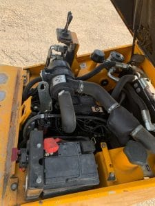moteur Thwaites Mach201 Mini tombereau occasion