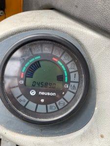Wacker Neuson 6503WD - Pelle sur pneus d'occasion
