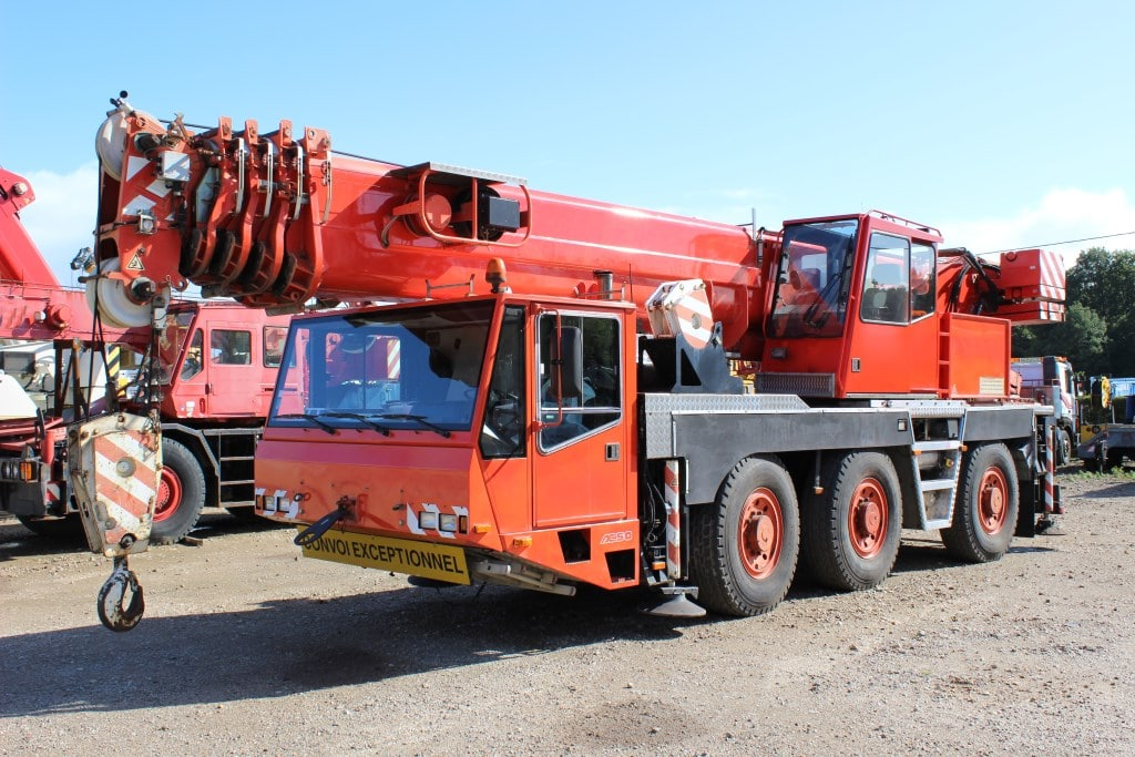 demag ac50 grue mobile occasion