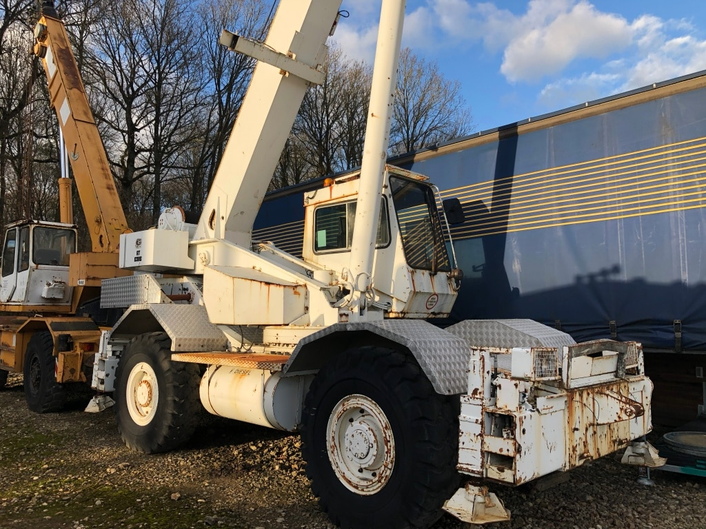 grue mobile Grove RT 630 S occasion