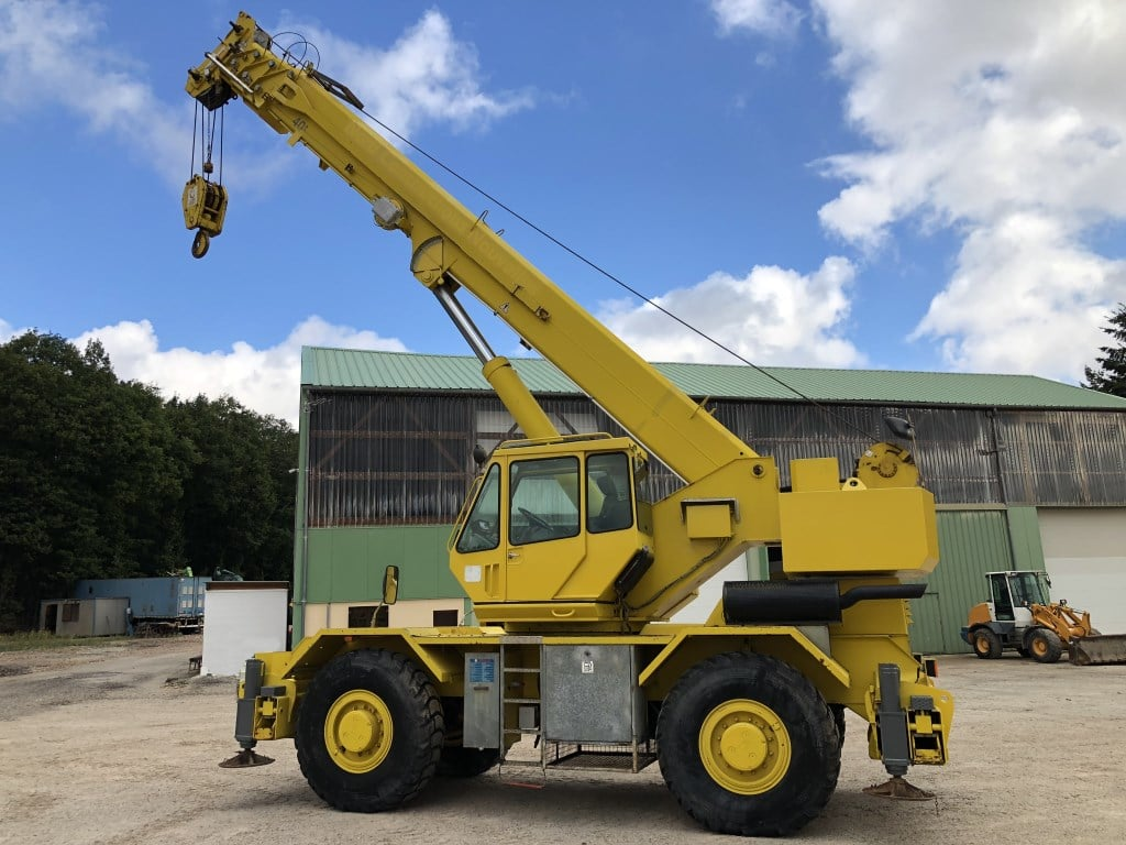 terex a450 grue mobile occasion