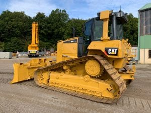 caterpillar d6n lgp bulldozer occasion