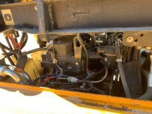 thwaites mach474 moteur occasion
