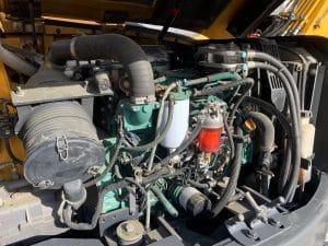 volvo ecr88 moteur occasion