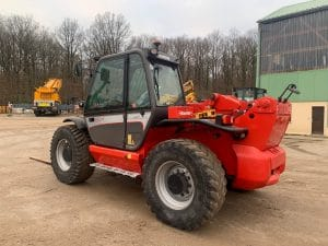 manitou mlt 845h occasion