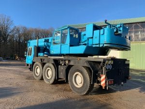 grove gmk 3050 grue mobile occasion
