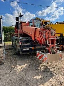 Demag AC 30 City - Grue mobile Demag d'occasion