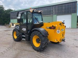JCB 531-70 Agri - Chariot télescopique d'occasion