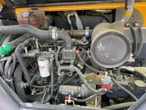 Mecalac 12MTX - Pelle sur pneus d'occasion
