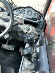 Manitou MT 732 - Chariot télescopique d'occasion