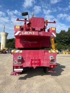 Grove GMK 4080 - Grue mobile Grove d'occasion