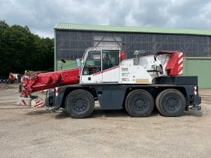 Demag AC 40 City - Grue mobile Demag d'occasion